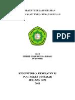 Cover Laporan Studi Kasus Harian - Copy