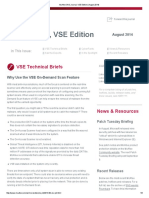 McAfee SNS Journal, VSE Edition (August 2014)