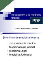1_Introducci+_n  a la  medicina forense