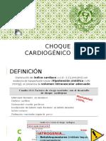 Coque Cardiogenico, Crisis Hipertensiva, Arritmias Letales