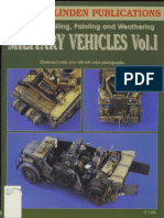 [Verlinden] Military Vehicles Vol.I (№ 1486)