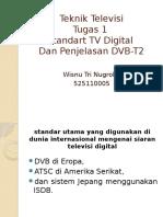 Teknik Televis 525110005