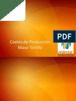 Costos de Produccion _ Tortillas