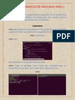 Comandos Basicos de GNU/Linux (SHELL)