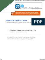Conheça e Instale o Enlightenment 19 - Diolinux - Linux, Ubuntu, Android e Tecnologia
