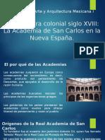 Real Academia de San Carlos
