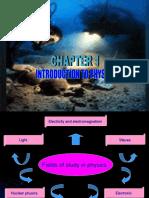 Chapter 1-Intro Physics