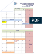 Pacing Calendar 2016 2017 Boys GrVIII XII