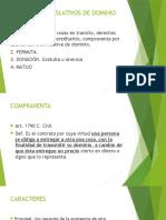 CONTRATOS TRASLATIVOS DE DOMINIO clase 7.pptx