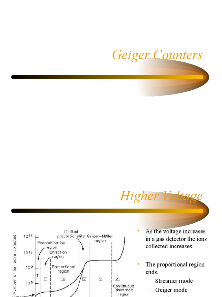 Geiger Counters Electrical Equipment Physics Counter Diagram