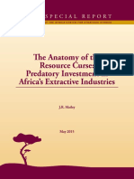 Anatomy of a Resource Curse