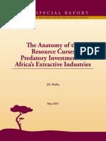 Anatomy of a Resource Curse