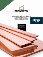 Catalogo Bronmetal Sector Electrico 2013