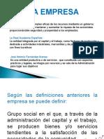 Proceso Administracion, Planeación y Organización