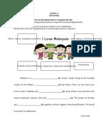 Paper Penulisan BI PPT 2016