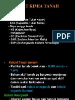 PLR-3 Sifat Kimia Tanah