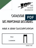 DT358 Désordres Pile Caisson