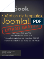 Tutoriel Templates Joomla! 3.x Gratuit