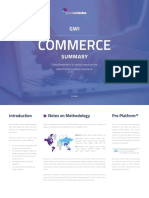GWI Commerce - Q1 2016 Summary