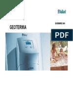 Catalogo Geotermia Valliant