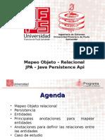 Persistencia en Java