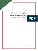 Estetica Di Leonardo Da Vinci