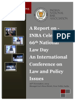 66th National Law Day Report 2015