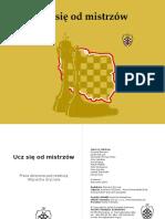 Ucz Sie Od Mistrzow E-book