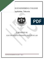 Engineernig  Practices lab