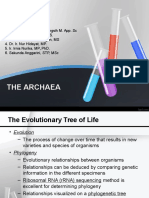 11. the Archaea