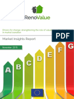 RenoValue Market Insight Report (November 2015, English)