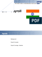 Indian Payroll SAP