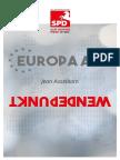 Europa am Wendepunkt - Rede Jean Asselborns am Landesparteitag, 9. April 2016