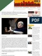 Scannone Dedicado a Bergoglio Aunque No Lo Sepa