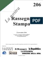 Ras Segna Stamp a 206