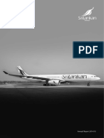 SriLankan Airlines Annual Report 2014-15 English