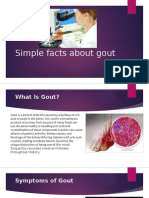 Simple Facts About Gout