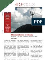Illuminismo e Islam. Alleati contro il diritto naturale