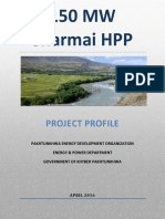 Brief Summary of Sharmai HPP