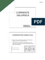 5Corrientes Galvánicas, Trabert, Propiedad Eléctrica de Los Tejidos (3)