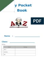 My Pocket Book English Vocabularies
