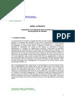 Appel a Projets Datacenter Cg14