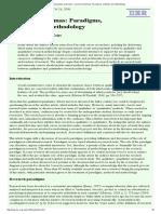 MELJUN CORTES RESEARCH Lectures Research Dilemmas Paradigms Methods & Methodology