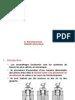 Exposé Assemblages Boulonnés