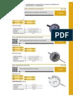 Catalogo_fervi_36_esp Comparadores, Medidores de Espesor, Alexómetros Ajustadores y Centradores