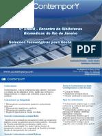 PPT - Soluções Tecnológicas Para Gestão de Acervo