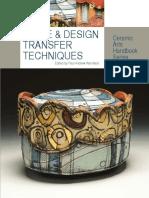 Transferencias e Prints Em Ceramica