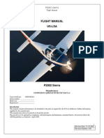 Tecnam P2002 Flight Manual
