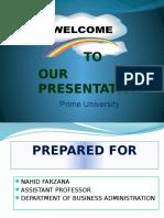 Presentation on Padma Bridge