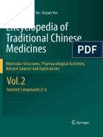 Encyclopedia of Traditional Chinese Medicines Vol. 2